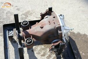 NISSAN 370Z RWD REAR AXLE DIFFERENTIAL CARRIER OEM 2011 - 2019 ✔️ -RATIO 3.357-