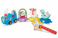 Peppa Pig Magical Parade w/ Magic Wand Floats Figures