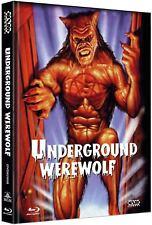 Mediabook UNDERGROUND WEREWOLF - Sin Cortes 1988 LIMITED Cover B BLU-RAY DVD