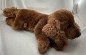 "Russ Yomiko Classics Irish Setter Dog NEW w/ Tags NWT Stuffed Animal 17"" Long"