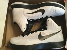 New Nike Lunar Hyperquickness TB Basketball Shoes 652775-101 sz 5.5 Womens