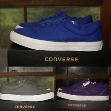 Converse Chuck Taylor Skid Grip CV Ox Blue Purple Gray 7.5 8.5 9.5 10 10.5 11 12