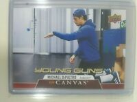2020-21 Upper Deck Series 1 Young Guns UD Canvas Michael Dipietro #C102 Canucks