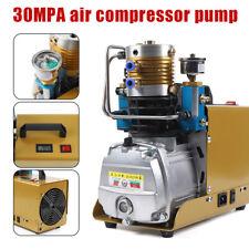 1,8 kW 30MPa Hochdruckluftpumpe externer Öl Wasser Abscheider 220V