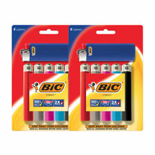 BIC Classic Lighter Assorted Colors -12 Pieces