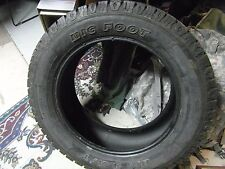 LOCAL PICKUP Big Foot All Terrain 275/55R20 Car / Truck Tire 30% Of Tread Left
