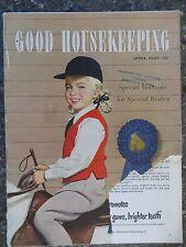 Good Housekeeping  April 1949  Alex Ross VINTAGE ADS Fashions