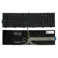 For Dell Inspi 7557 7559 5559 17 5748 5749 5758 For Lat 3550 Backlit Keyboard US