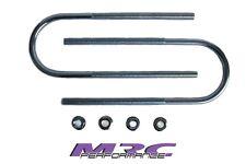 MRC Universal 75mm U Bolt Kit 4x4 Lowering Hilux Patrol Diff Holden Ford