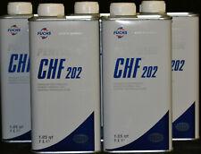 5x1 Liter PENTOSIN Hydrauliköl Servolenkungsöl CHF 202 Ford Opel VWPorsche Volvo