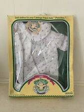 Cabbage Patch Preemie Doll Outfit 1985 New In Original Box