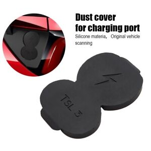 Waterproof Silicone Car Charger Cap Cover for Tesla Model 3 Car Accessories