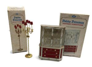 Petite Princess Fantasy Furniture Treasure Trove Cabinet Fantasia Candelabra