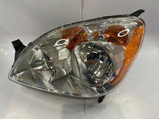 2005-2006 Honda Cr-V Lh Dr Genuine Halogen Headlight P4864 New Other! <47Ho>