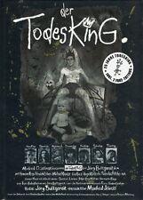 Der Todesking Blu-Ray & OST CD Mediabook Media Target 1990 Jörg Buttgereit uncut