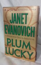 Stephanie Plum: PLUM LUCKY  by Janet Evanovich FIRST EDITION/PRINTING (HC)