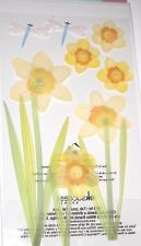 JOLEE'S BOUTIQUE LE GRANDE DAFFODIL Flower Scrapbook Craft Sticker Embellishment
