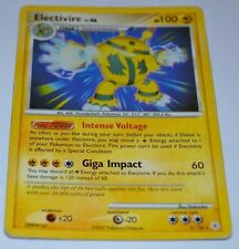 Electivire # 3/130 Diamond & Pearl Set Pokemon Trading Cards Rares And Game HP