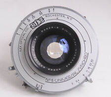 "SUPER RARE-COLLECTIBLE OR USER 8 1/4"" f5.6 ORIGINAL GOERZ DAGOR-S F5.6 IN ILEX 5"