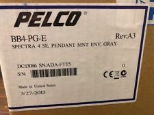 PELCO, BB4-PG-E, Spectra 4 SE, Pendant MNT ENV, GRAY, New