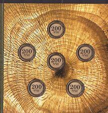 FREE SHIPPING ARMENIA 2014 2015 THREES COINS SET IN BOOKLET R15830b