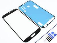 FRONTGLAS für SAMSUNG Galaxy S4 SCHWARZ Glas Display Touchscreen NEU & OVP