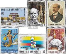 Griekenland 1475,1476,1477,1478, 1479,1480 postfris 1982 Speciale postzegels