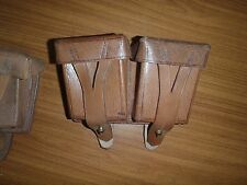 Original Soviet army, Mosin Nagant leather ammo pouch