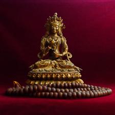 Bodhi Mala Buddha Baum Samen Mantra Rezitation (13 mm) Nepal Buddhismus p04
