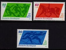 W Germany 1980 Sport Promotion SG 1924-1926 MNH