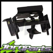 REAR BARN DOOR HANDLE SUIT TOYOTA LANDCRUISER 80 SERIES GRAB LIFT BLACK WAGON