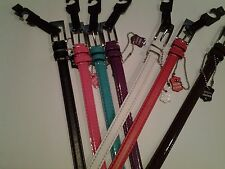 Women's  Fashion  Skinny Belts Casual or Dress  In Various Eye-catching Colors !