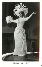 Postcard Pearl Bailey 1971 ABC TV Show Advertising