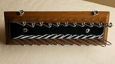 Vintage The Selectie Tie Hanger Rack - T.H. Jenkins Co. Chicago, Il - *Quality*