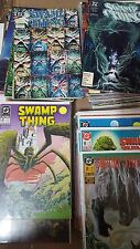 Alternative comic lot of 85 swamp thing  65-74 77-82 84-130 135 136 140-149 vf+