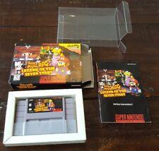 Super Mario RPG (Super Nintendo SNES) Complete CIB
