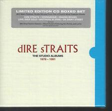 "DIRE STRAITS ""The Studio Albums 1978 - 1991"" 6CD Box Set ss"