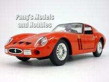 Ferrari 250 GTO - 1962 - 1964 1/24 Scale Diecast Model by Bburago - RED