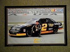 NASCAR LARGE POSTER 23 IN X 35 IN - RUSTY WALLACE 1994 Man Cave Decoration