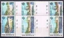 Seychelles postfris 1982 MNH 36-39 brugpaar - Schepen / Ship (p434)