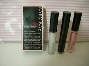 """MARY KAY """"PLUM"""" ULTRA STAY LIP LACQUER KIT #143196 *NEW"""