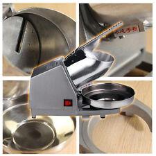 Tritaghiaccio Macchina Elettrico Macchine del ghiaccio Ice Maker Professionale