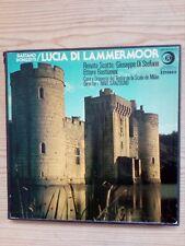 Gaetano Donizetti - Lucia Di Lammermoor - 2 Lp Con Caja