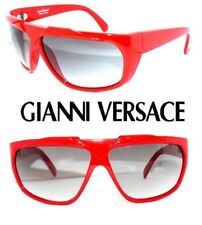 GIANNI VERSACE 816 SONNENBRILLE ROT BLAU BASIX RED HAUTE COUTURE UPDATE BRILLE
