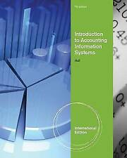Introduction to Accounting Information Systems, International Edition, Hall, Use