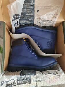 timberland bleu 42 homme