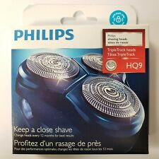 Philips HQ9/53 TripleTrack Replacement Rotary Shaver Cartridge Blade Heads