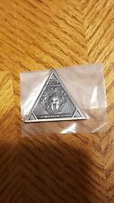 2017 Spartan Race Championship Series Triangle Coin