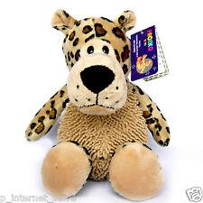 Leopard Nubby Jungle Plush Toy 20cm Baby Shower Newborn Gift