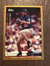 1999 Topps Latroy Hawkins Minnesota Twins 169